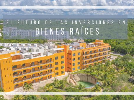 El futuro de las inversiones en bienes raíces