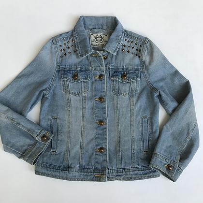 Jacket - Denim with Back Detail - Age 10