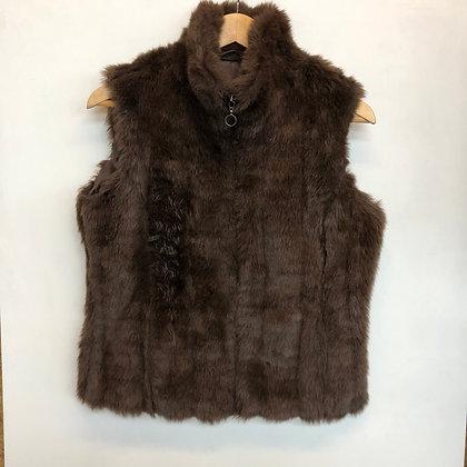 Gillet - Fake fur - 10 (adult)