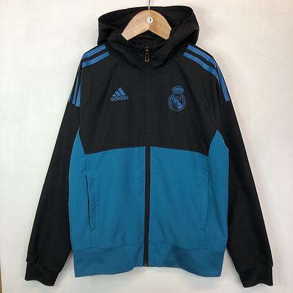 Football Jacket - Adidas Real Madrid - Age 9