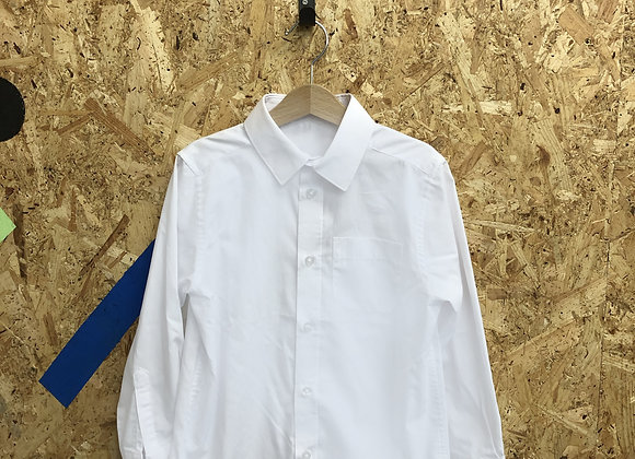 Shirt - Uniform - Long sleeved, white
