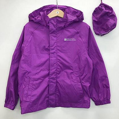 Jacket - Purple - Age 3