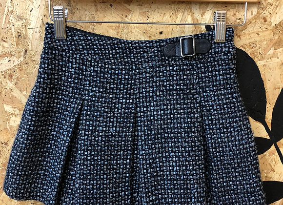 Skirt - Pleated woven fabric - Age 6