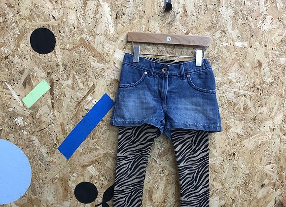 Shorts - Denim - Age 7