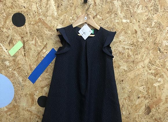 Dress - Navy smock - Age 7