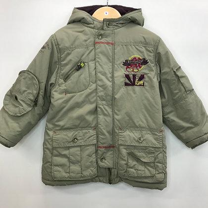 Jacket -Light Green - Age 4