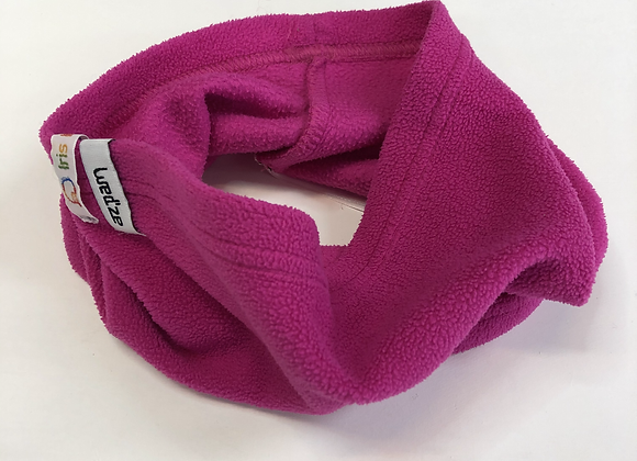 Snood - Pink Fleecy
