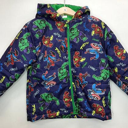 Jacket - Marvel - Age 4