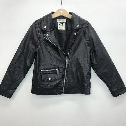Jacket - Faux Leather - Age 6