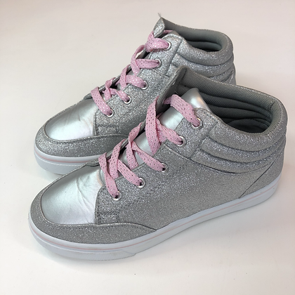 Trainers - Silver - Shoe Size 2