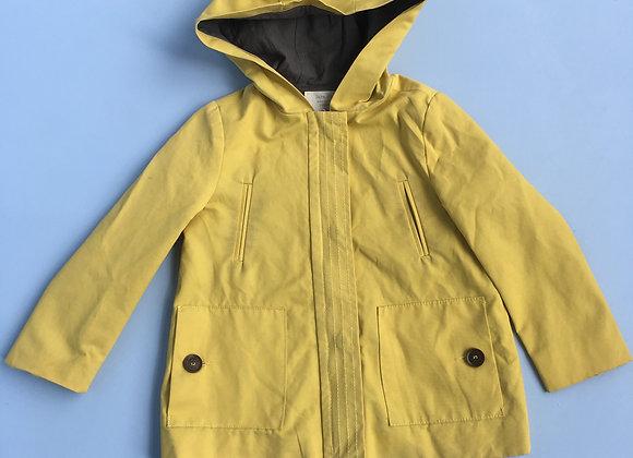 Jacket - Yellow - Age 4