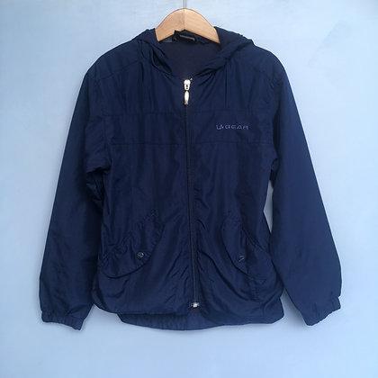 Jacket - Navy, light weight - Age 7