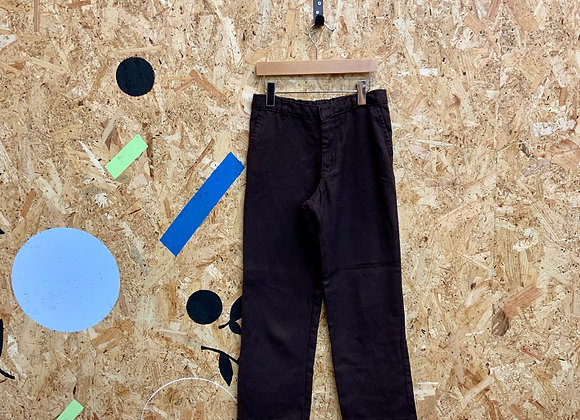Trousers -Brown