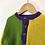 Thumbnail: Cardigan - Multicolour Knit - Age 4