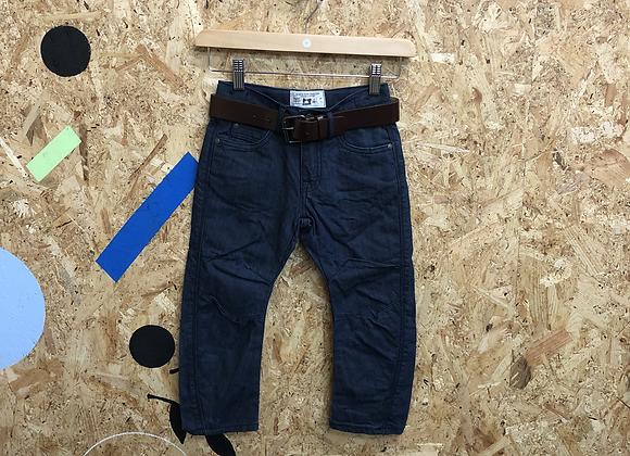 Dark Blue Denim Jeans Age 4