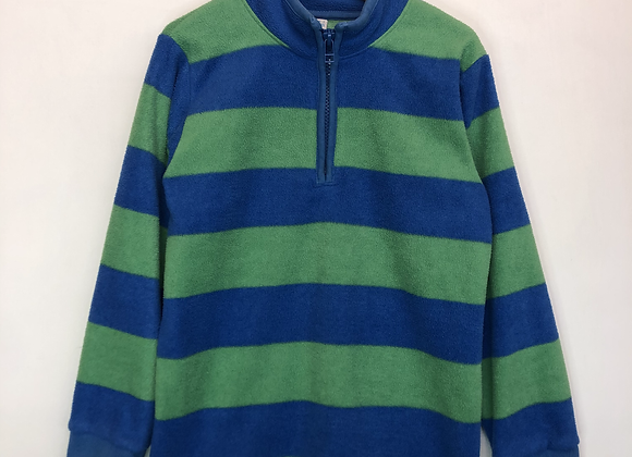 Fleece - Green and blue - Age 6