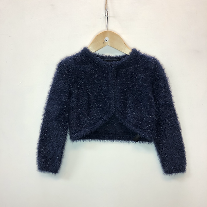 Cardigan - Cropped mohair - Age 5