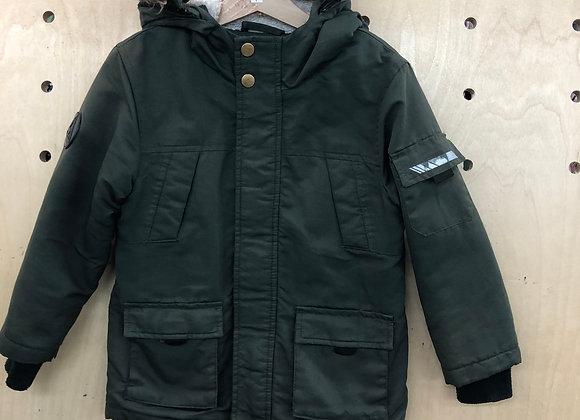 Jacket -Khaki - Age 4