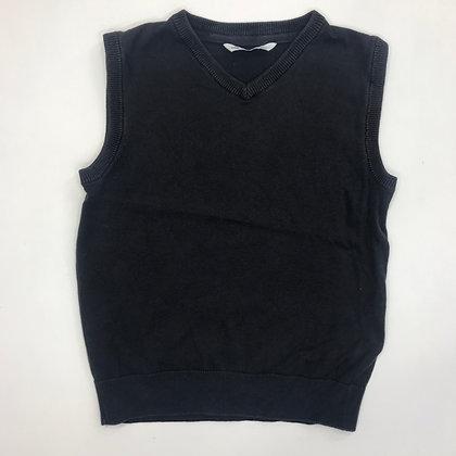 Jumper Tank Top - Uniform - Black