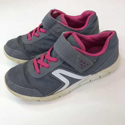 Trainers - Grey - Shoe Size 1