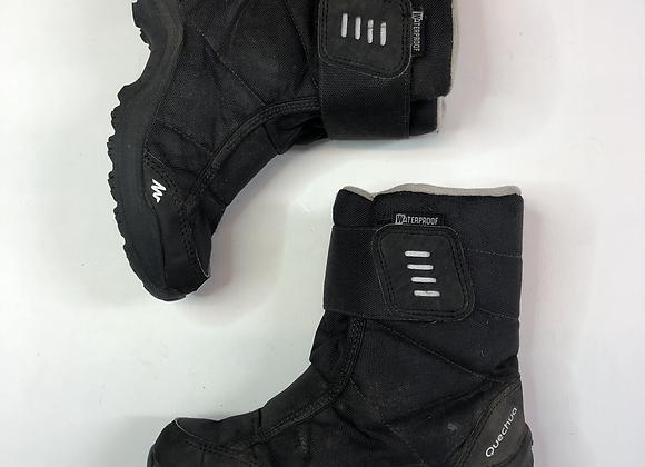 Walking boots - Black - Shoe size 11.5 (jr)