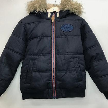 Jacket - Navy - Age 6