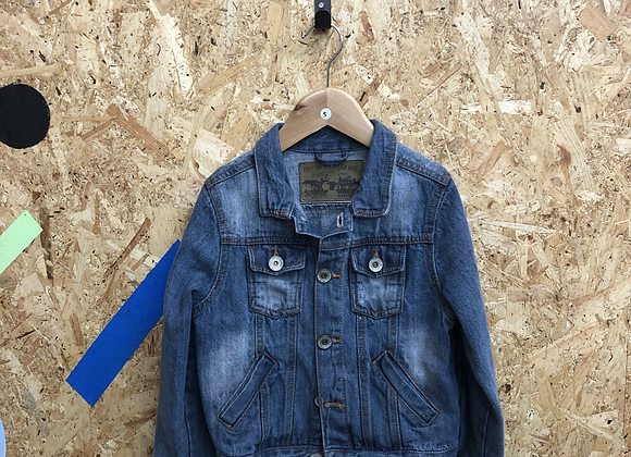 Jacket - Denim - Age 5