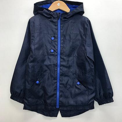 Jacket - Navy - Age 7