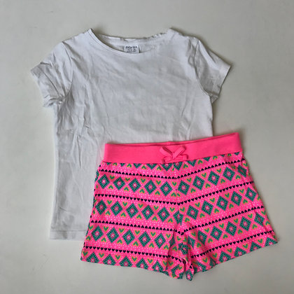 Bundle - Shorts & Top - Age 6