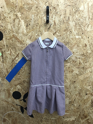 Summer Dress - Purple with zip
