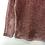 Thumbnail: Jumper - Pink Ribbed Velvet - Age 10