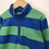 Thumbnail: Fleece - Green and blue - Age 6