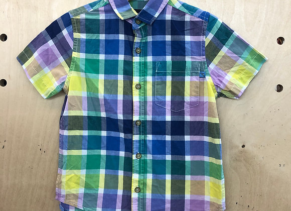 Shirt - Plaid multicolour - Age 5