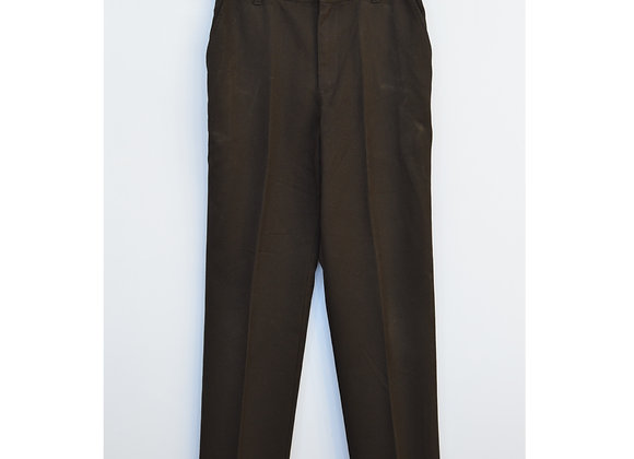 Trouser - George Black Elasticated (tb5)