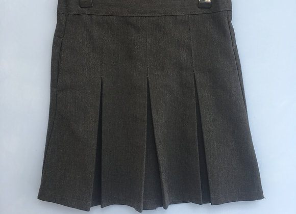 Skirt - Grey  with pleats (M&S)