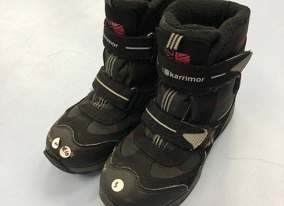 Walking boots - Karrimor - Shoe size 3