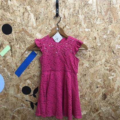 Dress -Lace - Age 6