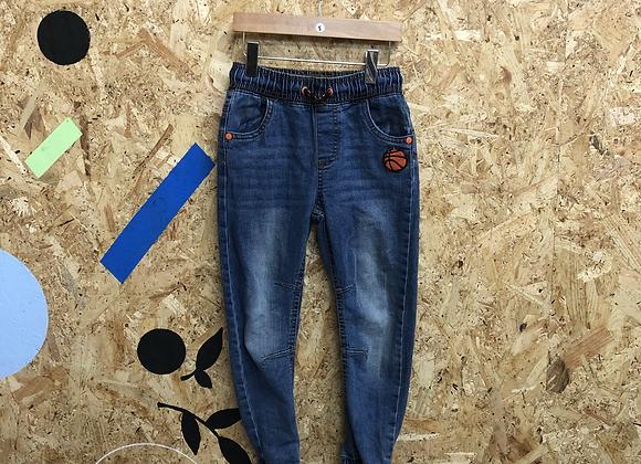 Blue Denim Jeans Age 5