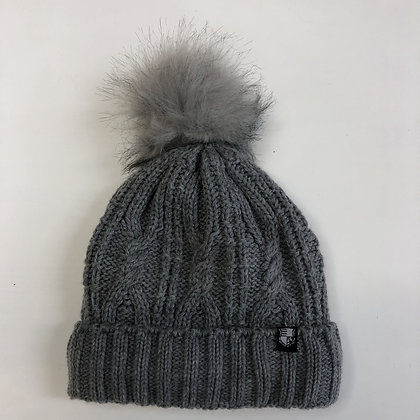 Bobble Hat - Fleece Lined