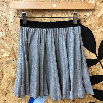 Skirt - Grey jersey - Age 6