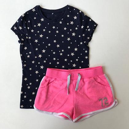 Bundle - Shorts & Top - Age 7