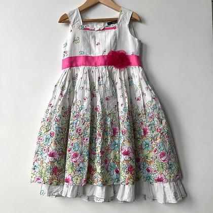 Dress - Floral - Age 4
