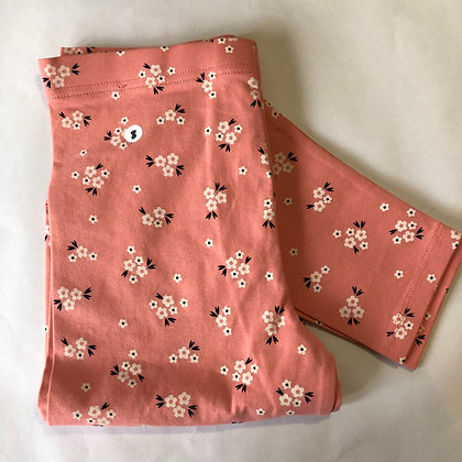 Leggings - Floral Pattern - Age 8