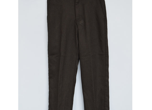 Trousers - Uniform - Charcoal, adjustable waist