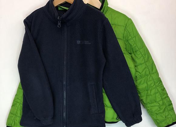 Fleece & Jacket Combo (Age 5/6)