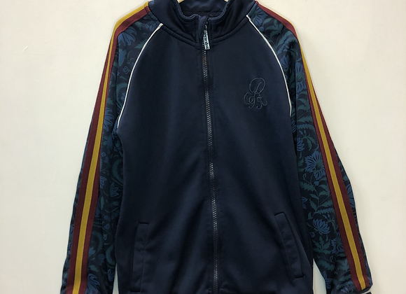 Tracksuit top - Navy - Age 9