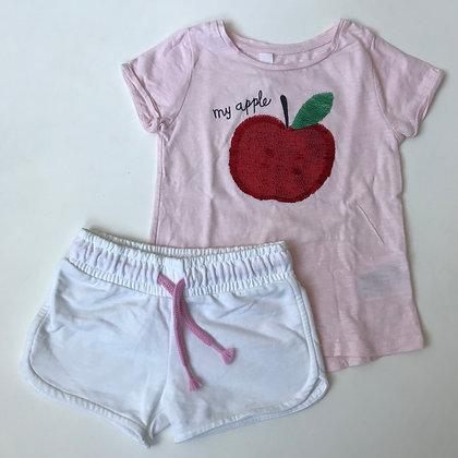 Bundle - Shorts & Top - Age 5