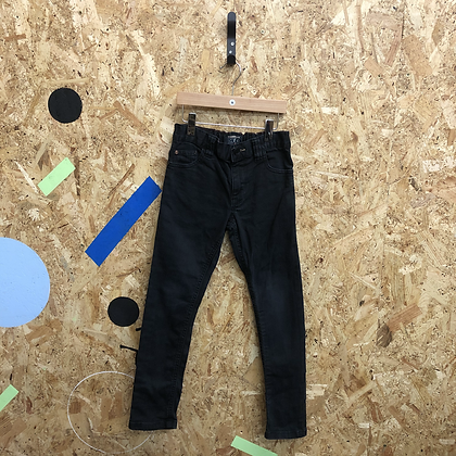 Black Denim Jeans Age 6