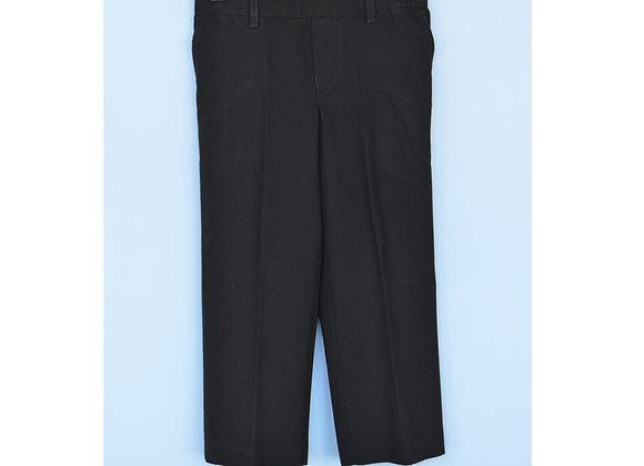 Trousers - M&S Black Elasticated (tb1)