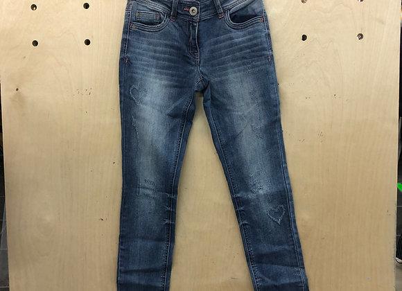 Jeans - Denim - Age 11